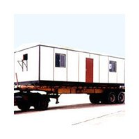 Ces 8 X 40 Containers Cabin
