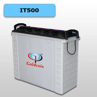 IT 500 Plastic Battery Container