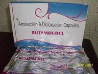 Amoxycillin And Dicloxacillin Capsules (Butamox-Dcl)