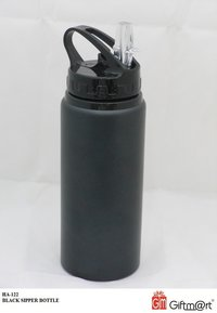 Black Sipper Bottle (Ha-122)