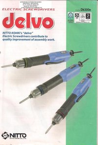 Electric Screw Drivers