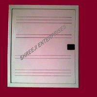 Double Door Distribution Boards New Type