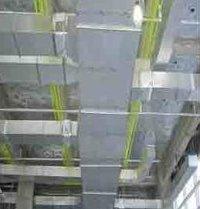 Phenolic Foam Pre-insulated HVAC Duct
