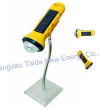 Led Solar Table Lamp