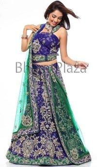Traditional Touch Ghagra Choli