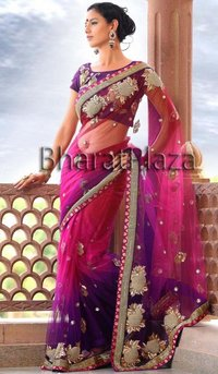 Diamantes Beauty Sari