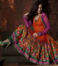 Refreshing Reception Kameez
