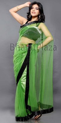 Mind-Blowing Reception Saree
