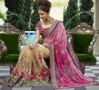 Impressive Bridal Saree
