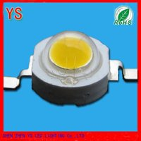 120-140lm 1W LED Warm White Bulb
