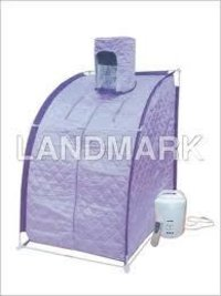 Folding And Portable Steam Bath