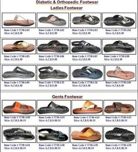 Diabetic And Orthopedic Footwear