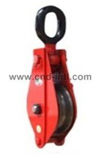 Single-Pulley Open/Closed Ring Type