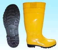 Safety Yellow Boot