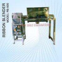 Ribbon Blender (Rb-300/500/1000)