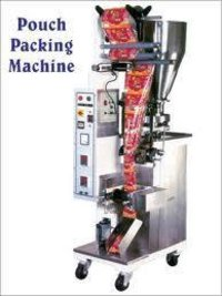 Fully Automatic Vertical Form-Fill- Seal Machine