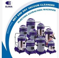 Vacuum Cleaner Wet-Dry Type
