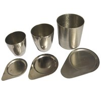 Nickel Crucible For Melting Fire Resistance Materials