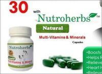 Ayurvedic Immunity And Energy Booster Capsules