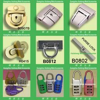 Metal Bag Locks