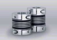 Zero Back Lash Metal Bellow Couplings