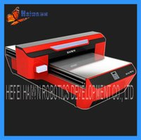 Haiwn-Ddo Uv2 Metal Digital Inkjet Printing Machine