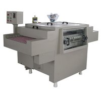 Metal Double Spray Etching Machine