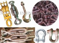 Alloy Steel Lifting Eye Hooks