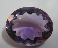 Oval Shape Amethyst