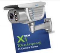 Ir-3 Longer Lifetime Weatherproof Cctv Camera
