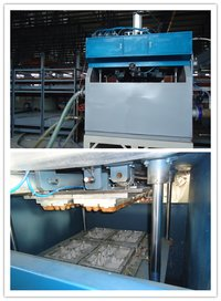 Paper Egg Tray Making Machine (FCZMW-4)