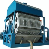Rotary Type Paper Egg Tray Machine