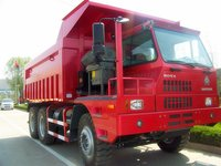 Sinotruk Hova 60 Ton Mine Tipper Truck