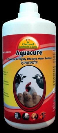 Water Sanitizer And Disinfectant For Cattle And Poultry
