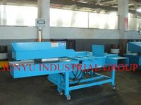 Rags Baler Machine