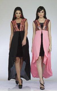 Ladies Trendy Design Dress
