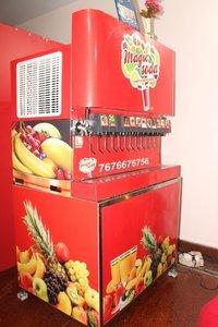 Magic Soda Machine