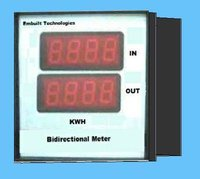 Bidirectional Energy Meter