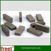 Freet 15mm Height Granite Cutting Blade Segment