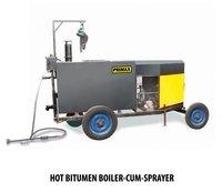 Bitumen Boiler Cum Sprayer