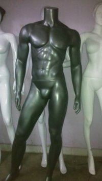 Headless Fiber Men Mannequines