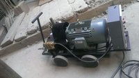 High Pressure Plunger Pumps 500 BAR