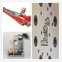 PVC and WPC Window and Door Profile Extrusion Line