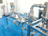 Lab Micronizer Jet Mill