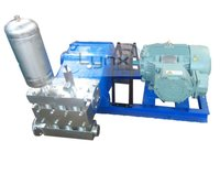Triplex Reciprocating Plunger Pump Mfg