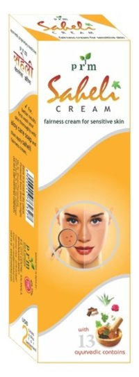 Ayurvedic Fairness Cream