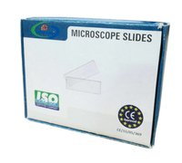 Microscopic Glass Slide Thickness 1.25mm