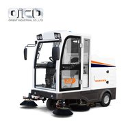 E800ld Floor Washing Cleaning Machine Battery Sweeper With CE