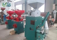 Rice Huller And Rice Mill Machine