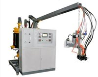 PU Foaming Injection Machine For Kids Toys